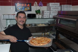 Pizza bakken 3