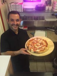 Pizza bakken 4